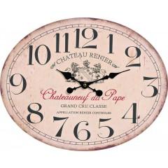 Mi Casa klok Chateau Renier oval 15094