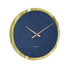 London Clocks Carbon Large 24398