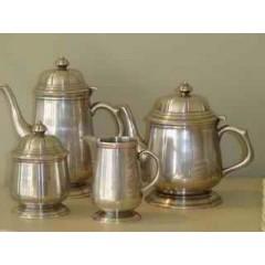 Koffie en thee set, antiek