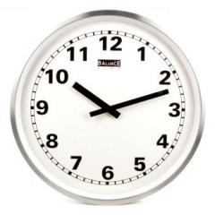 Balance time klok RVS 60