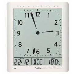 AMS LCD klok 5896