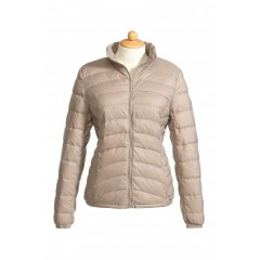 Mongo Eve Duck Down Jacket Beige