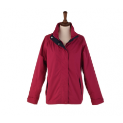 Mongo Logan Jacket Waterproof Raspberry