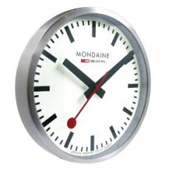 Mondaine Official Railways klok