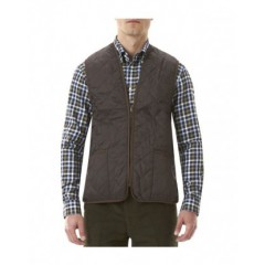 Barbour Quilted Waistcoat/Z Rustic/Mut