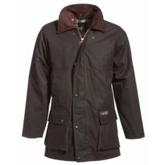 Mongo Waxjas Basic Winter Jacket Bruin