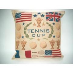 Kussen tennis cup