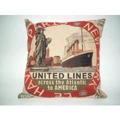 Kussen united lines