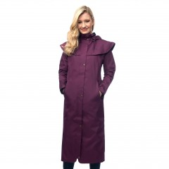 Target Dry Lighthouse Regenjas Outback 2 Plum