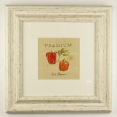 Schilderij paprika