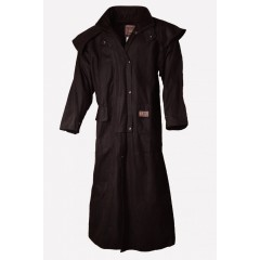 Scippis oilskin wax Riding Coat 1020 Bruin
