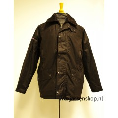 Hunter Waxjas Town and Country jacket  Bruin
