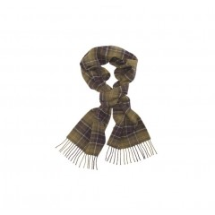 Barbour Tartan Lambswool scarf Classic
